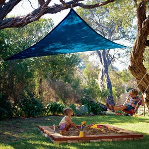 Kool Kolors Shade Sail