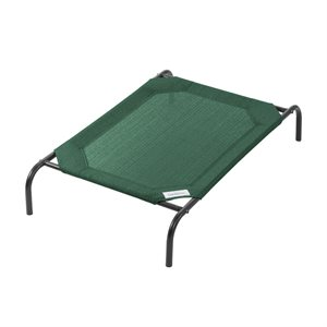 Original Elevated Pet Bed - Medium - Brunswick Green