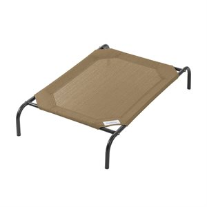 Original Elevated Pet Bed - Medium - Nutmeg